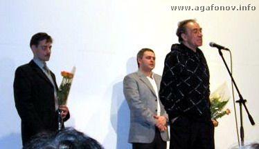 Александр Попов, Сергей Зайцев, Фёдор Чеханков
