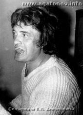 В.Агафонов. 1977 г.