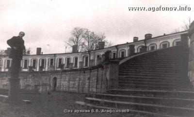 Валерий Агафонов. 1955 г. Фото Т.И. Чернышевой